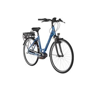 Ortler Montreux Wave LTD Bicicletta elettrica da città blu